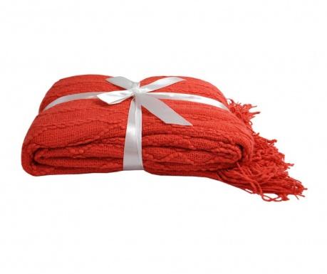 Одеяло Brompton Red 130x150 см