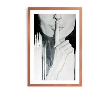 Slika Silence 43x63 cm
