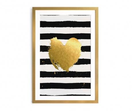 Slika Heart 40x60 cm
