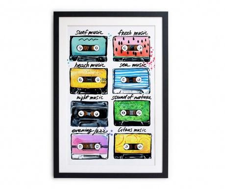 Slika Music Styles 40x60 cm