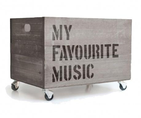 Kutija za spremanje Music