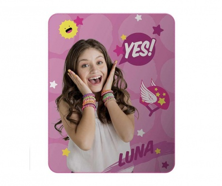 Disney Soy Luna Cool Pléd 110x140 cm