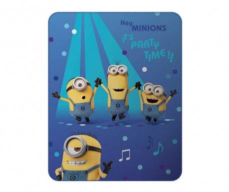 Одеяло Minions Dance 110x140 см