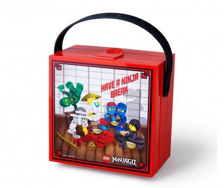 Kutija za užinu Lego Ninjago