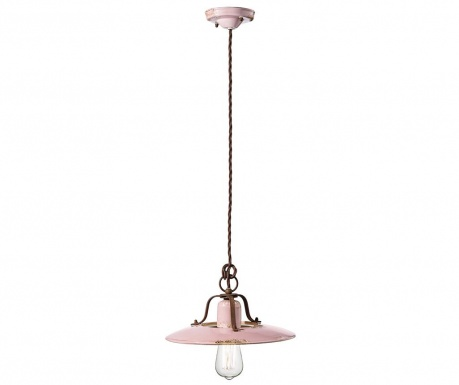 Lampa sufitowa Antique Medium Pink