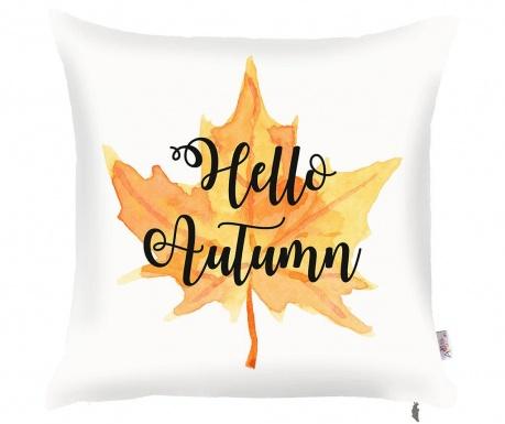Fata de perna Hello Autumn 43x43 cm