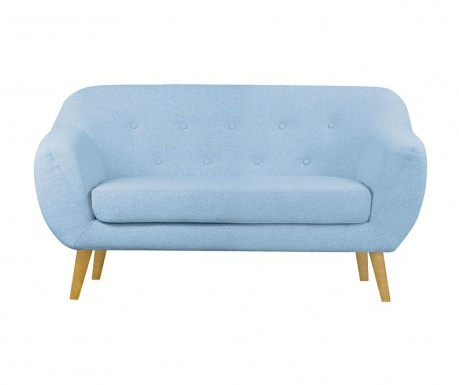 Kauč dvosjed Oslo Blue