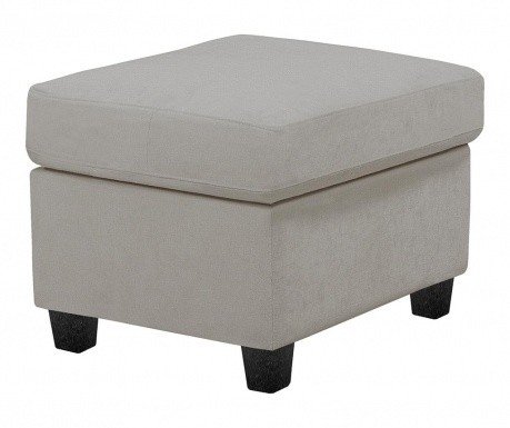 Taboret Victoria Light Grey