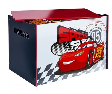 Кутия с капак за съхранение Cars FCP