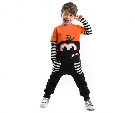 Set bluza si pantaloni Monster Lee