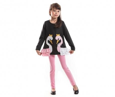 Swan Tunika és leggings