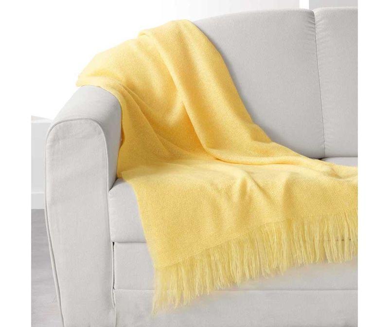 Одеяло Shelly Yellow 120x150 см