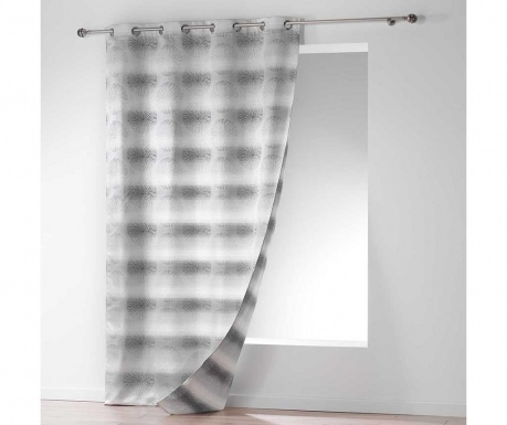 Závěs Orianne Light Grey 140x280 cm