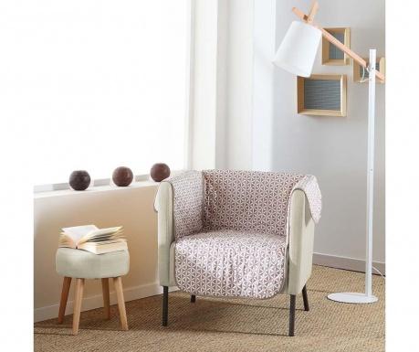 Ватиран калъф за фотьойл Kiria Taupe 165x179 см