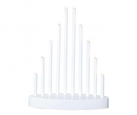 Светеща декорация Trix White