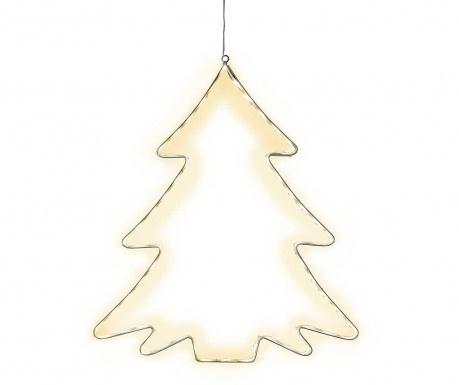 Висяща светеща декорация за екстериор Tree Lumin