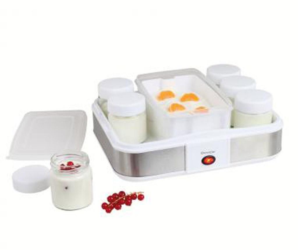 Aparat pentru preparat  iaurt 2 in 1 Tina