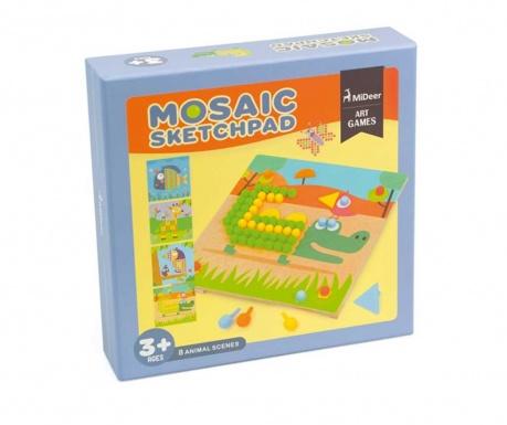Gra zręcznościowa Mosaic Sketchpad