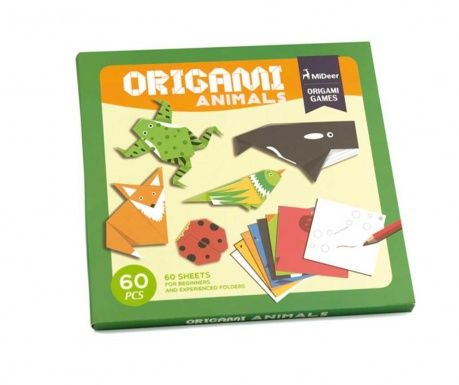 Kreativni set za origami Animals
