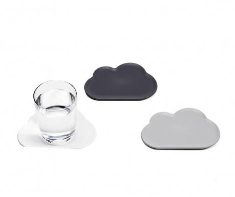 Set 6 podstavkov Light Cloud