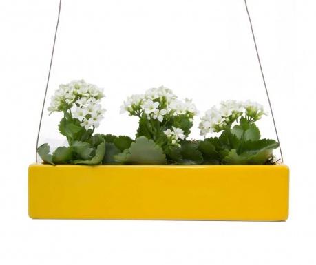 Jardiniera suspendabila Ragna Yellow
