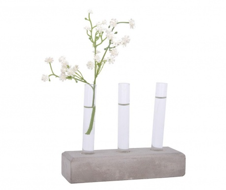 Set 3 vaze si suport Hue