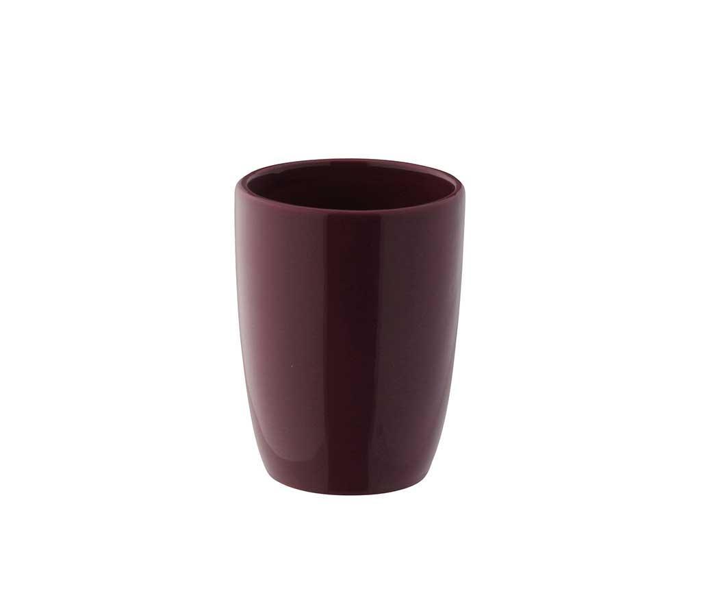 Cicely Purple Fürdőszobai pohár
