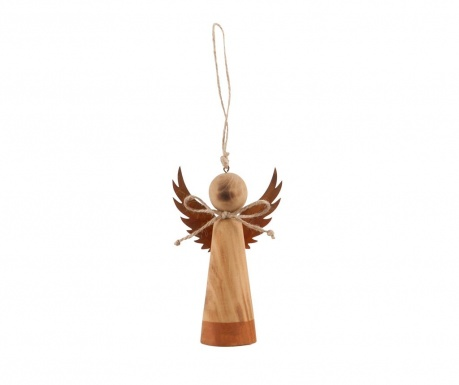 Decoratiune suspendabila Wood Angel