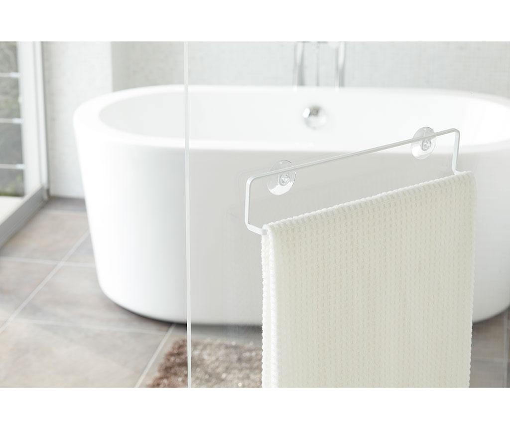 Držák na ručníky Line Small White