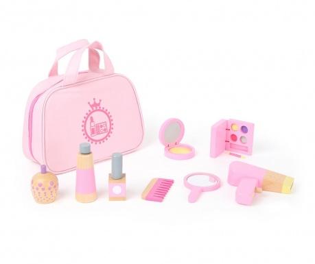 Zestaw kosmetyczka z akcesoriami zabawkowymi Pretty