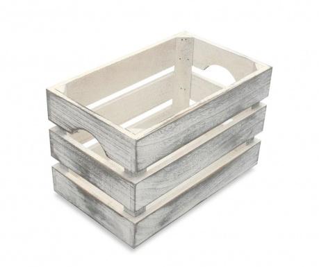 Щайга за съхранение Albox Classic White