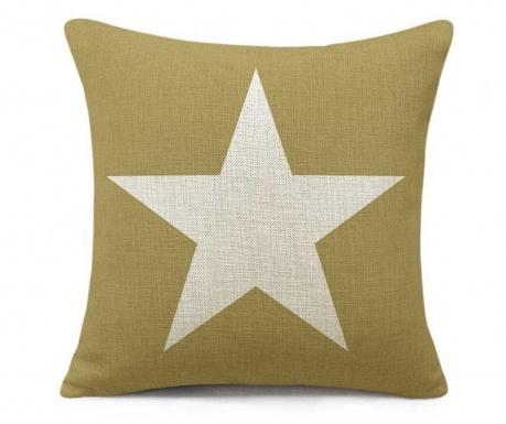 Калъфка за възглавница Big Star Mustard 45x45 cm