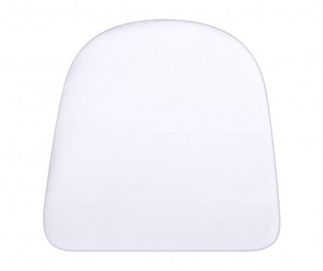 Магнитна възглавница за седалка Terek Ette White 31x32 см