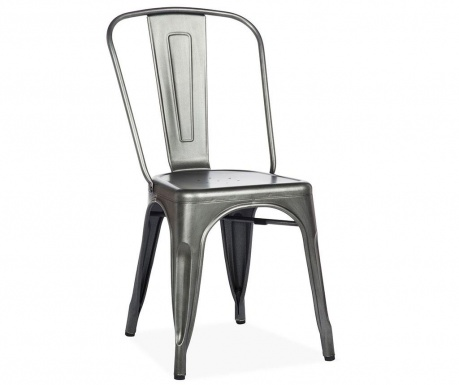 Стол Terek Brushed Shine Silver