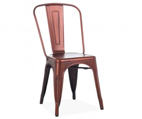 Стол Terek Brushed Shine Red Copper