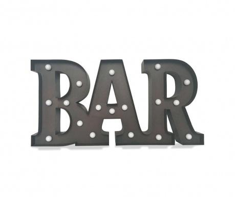 Светеща стенна декорация Loft Bar