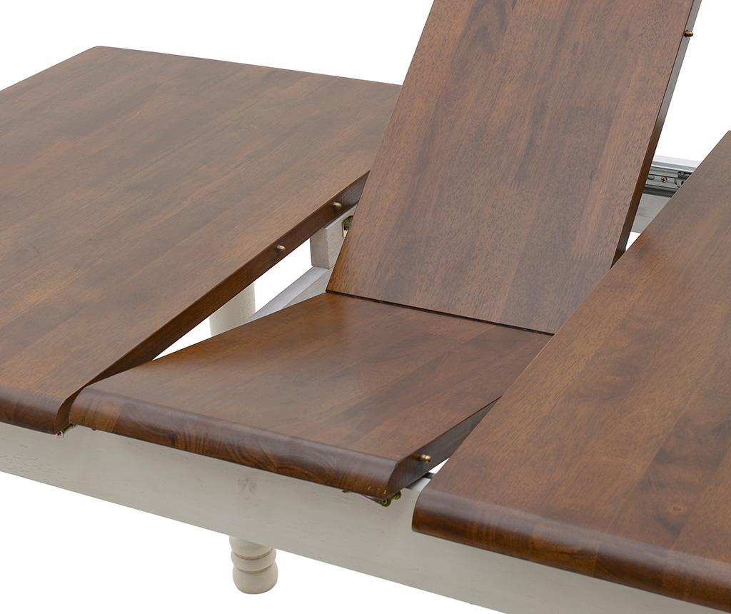 Set - raztegljiva miza in 4 stoli Rosetta