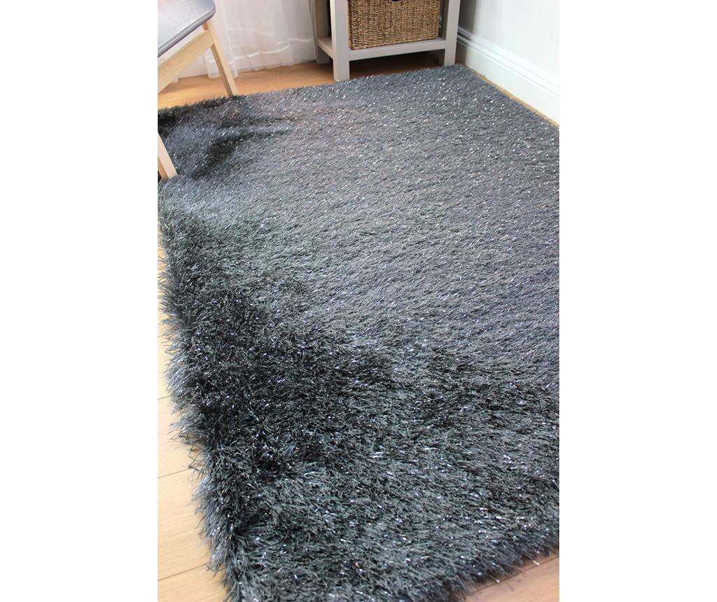 Dazzle Charcoal Szőnyeg 60x110cm