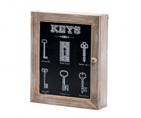 Skříňka na klíče Vintage