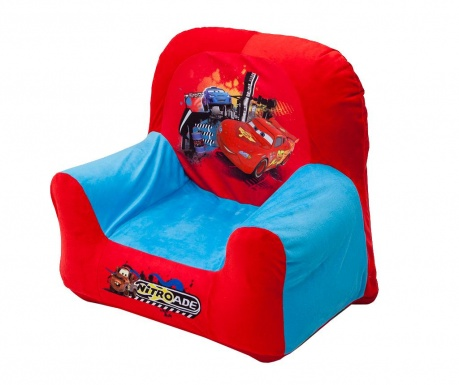 Cars Felfújható gyerek fotel