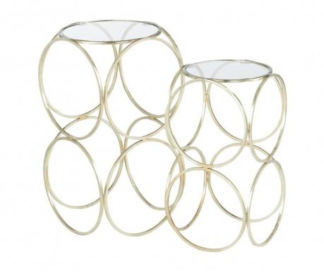 Luvenia 2 db Asztalka
