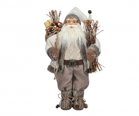 Decoratiune Santa Travelling