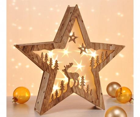 Dekoracja świetlna Star