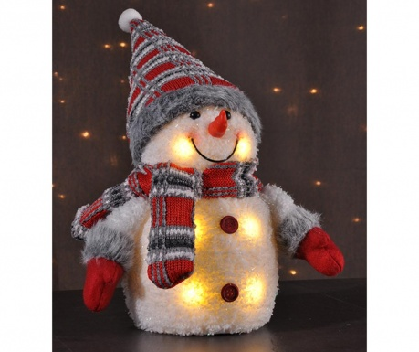 Frosty Snowman Fénydekoráció