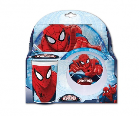 The Ultimate Spider-Man 3 darabos Étkészlet
