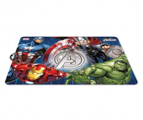 The Avengers Tányéralátét 30x45 cm