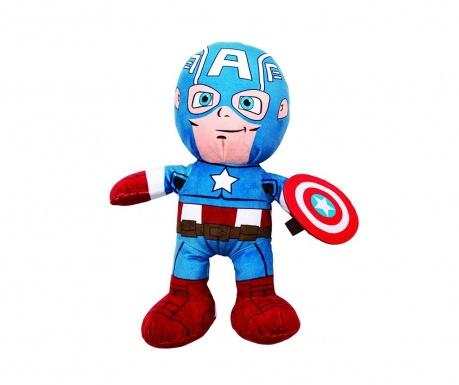 Captain America Plüss játék