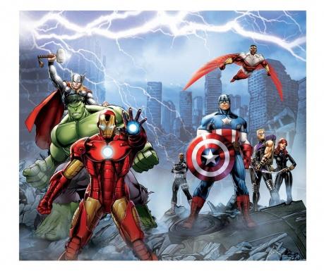 Avengers Assemble 2 db Sötétítő 90x160 cm