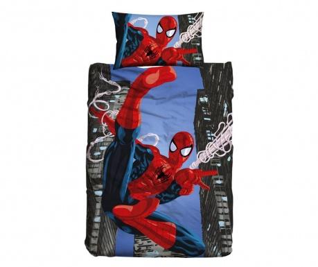 Spider-Man Attack Egyszemélyes Ranforce Ágynemű