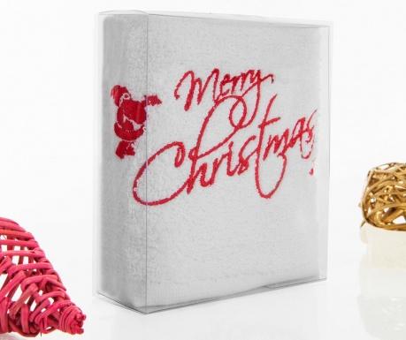 Christmas Time Fürdőszobai törölköző 30x50 cm